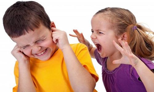 Агрессивность у дошкольников